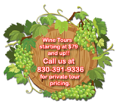 Fredericksburg Texas wine tours